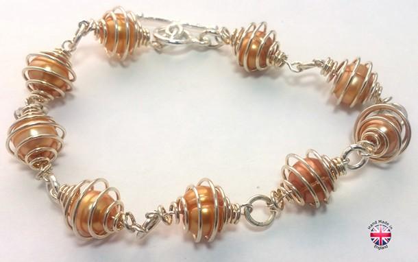 handmade designer beaded bracelet