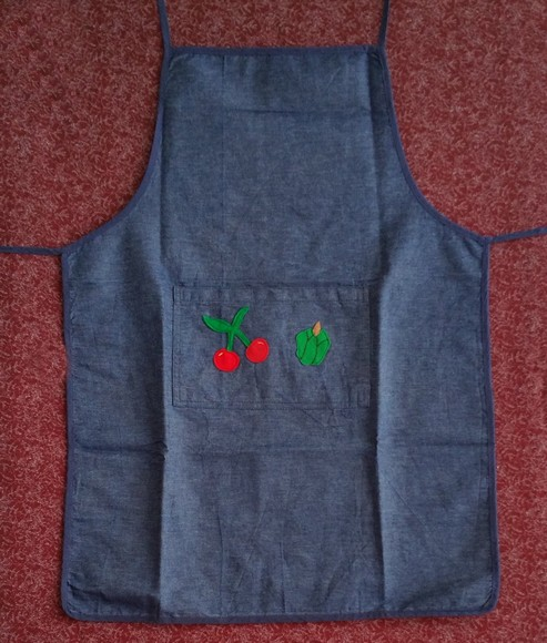 Adult Apron in Denim