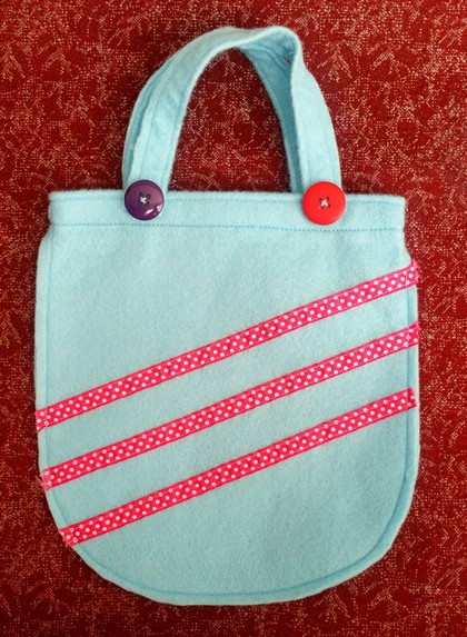 Children's Felt bag