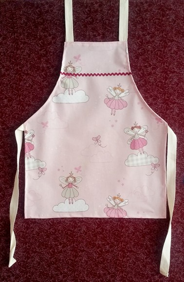 children's easy-clean apron