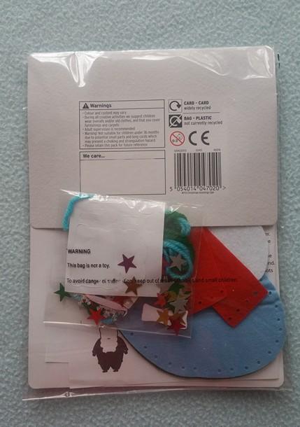 Christmas Stocking Craft Kit