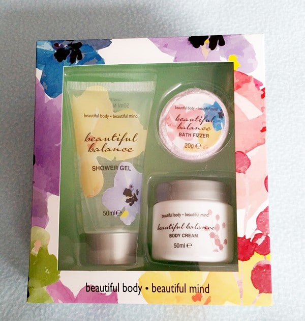Shower Body Lotion Gift Set