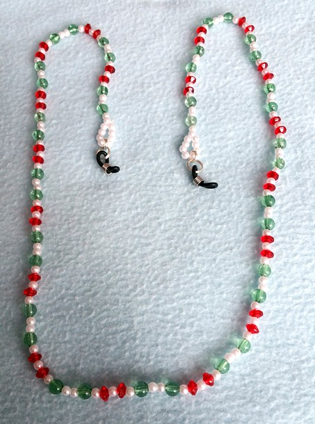 Handmade Spectacle and Necklace