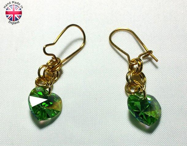 designer handmade ear rings