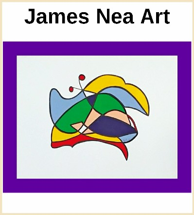James Nea art