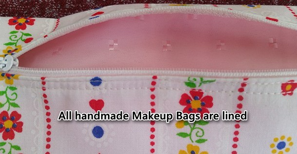 handmade makeup bag
