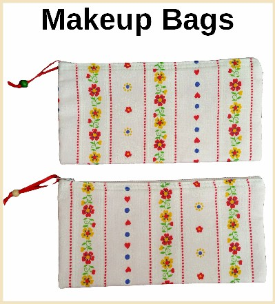 unique makeup bags