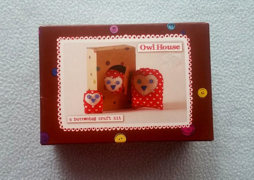 Owl House Craft Kit
