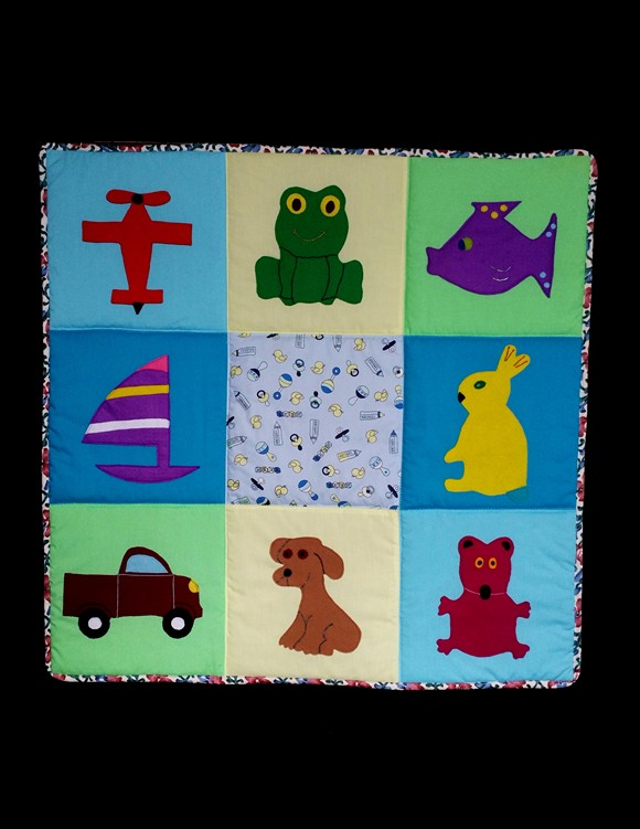 Playmat for babies and children play mat