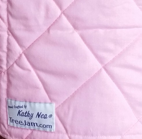 Handmade Pram Cover Quilted
