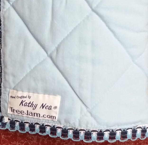 Quilted Pram Cover