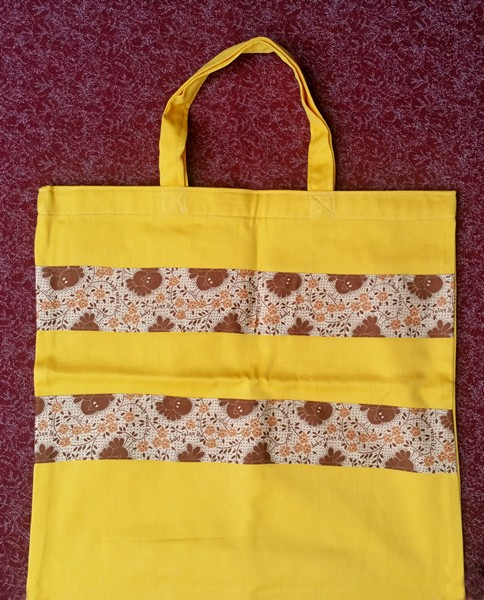 strong traditional shopping bag