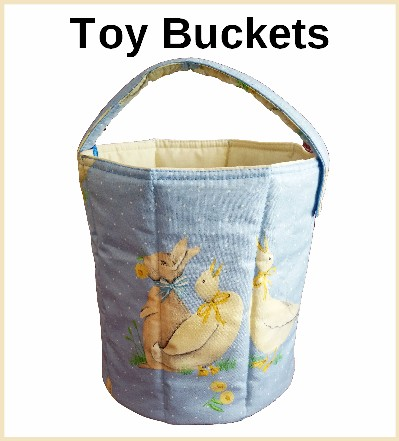 Designer Toy Bucket